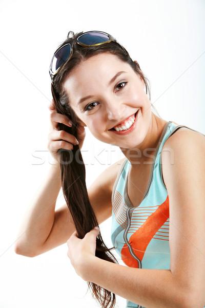 Haircare Stock photo © pressmaster