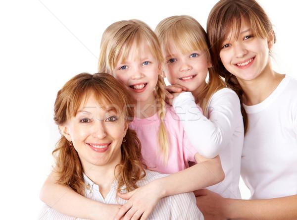 Female generations  Stock photo © pressmaster