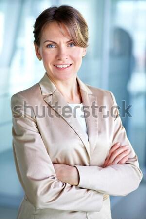 Female confidence Stock photo © pressmaster