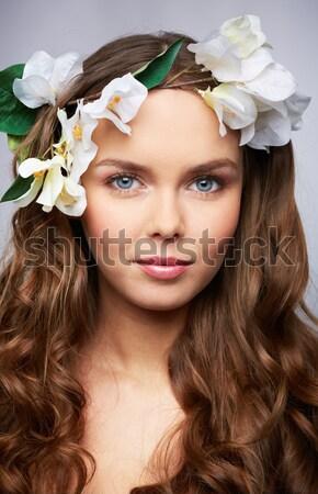 Portrait of spring Stock photo © pressmaster