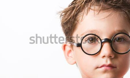 Face of boy Stock photo © pressmaster