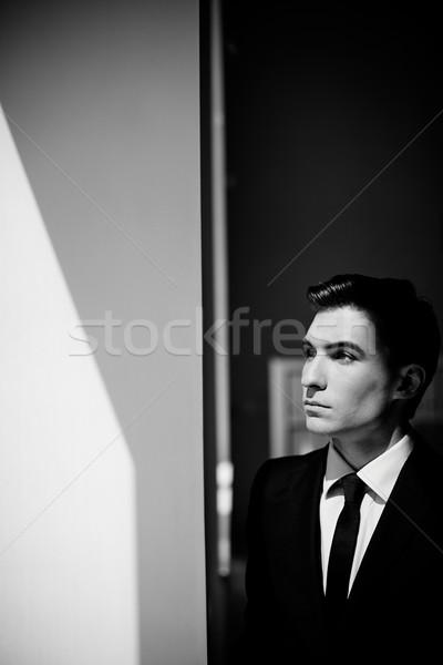 Gentleman Stock photo © pressmaster