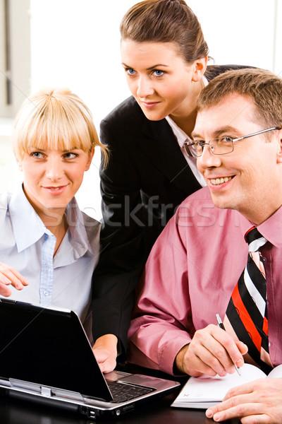 Business people Stock photo © pressmaster