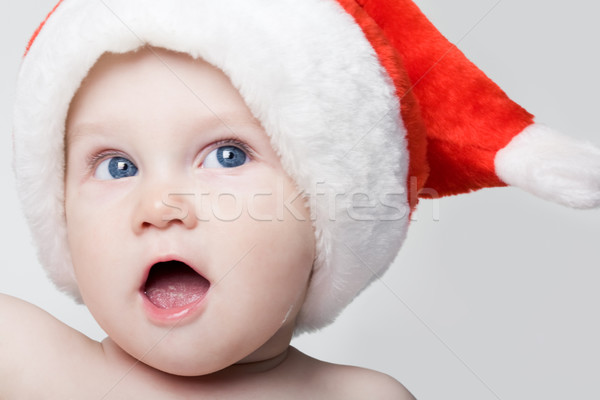 Joyful baby Stock photo © pressmaster