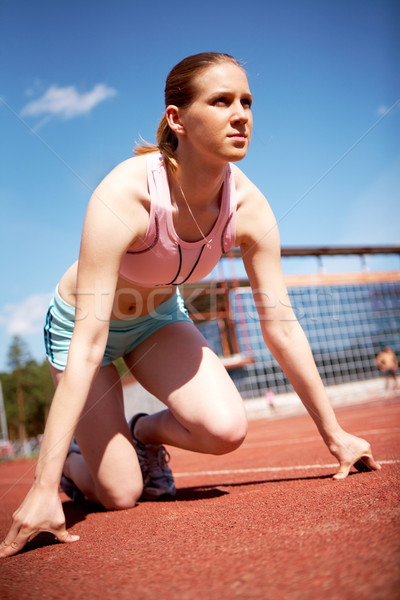 Runner Stock photo © pressmaster