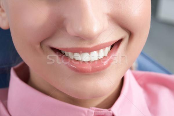 Healthy smile Stock photo © pressmaster