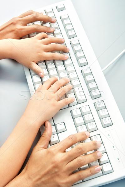 Study to use keys Stock photo © pressmaster