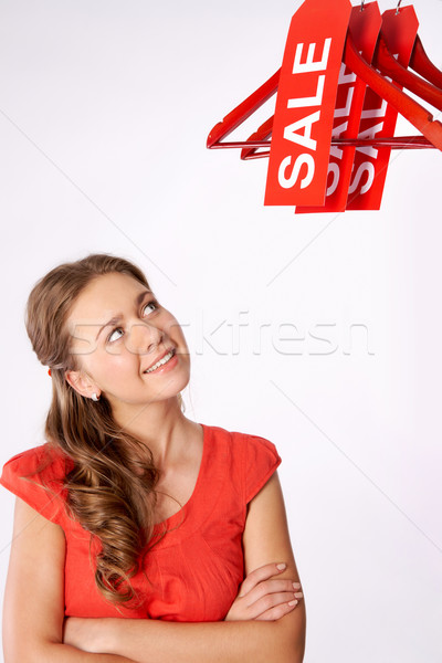 Alluring offer Stock photo © pressmaster