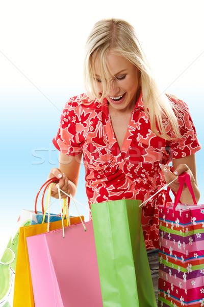 Too many purchases  Stock photo © pressmaster