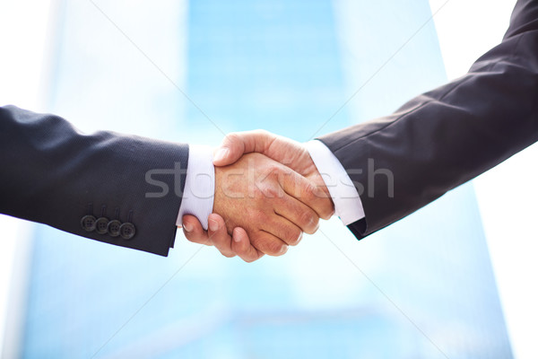 Partnership Stock photo © pressmaster