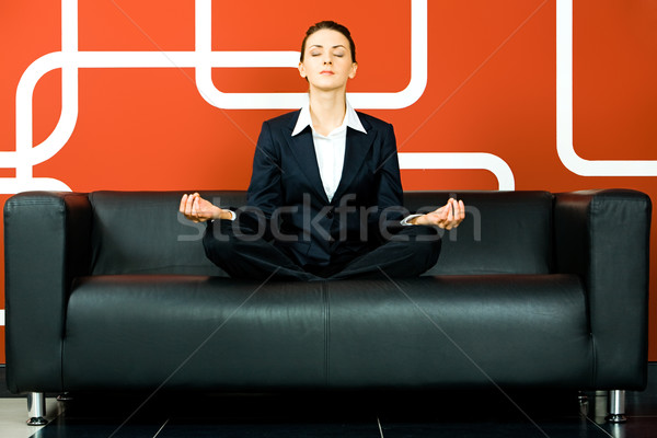 Woman relaxed  Stock photo © pressmaster
