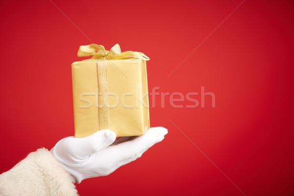 Giving surprise Stock photo © pressmaster