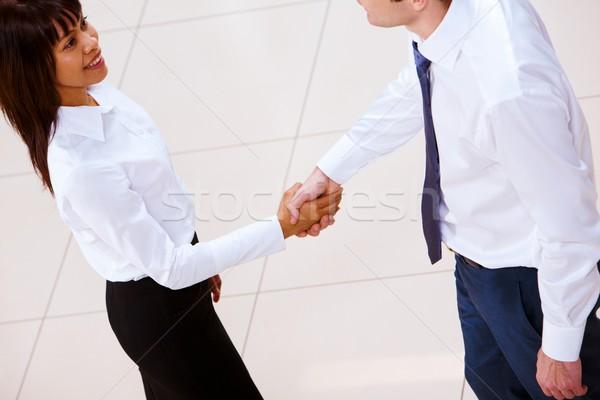 Successful deal Stock photo © pressmaster