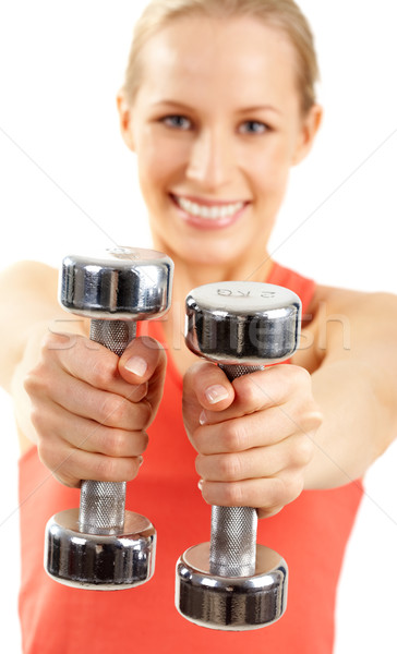 Fitness  Stock photo © pressmaster