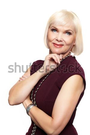 Elegant woman Stock photo © pressmaster