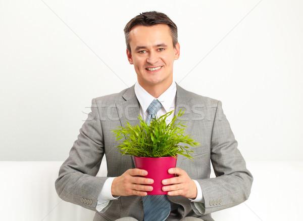 Proud of business Stock photo © pressmaster