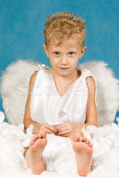 Pure angel Stock photo © pressmaster