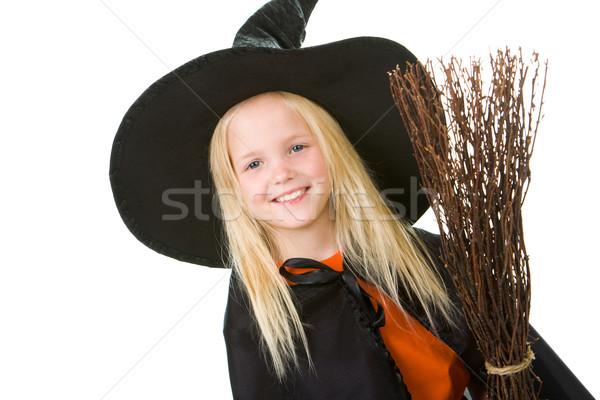 Happy girl Stock photo © pressmaster