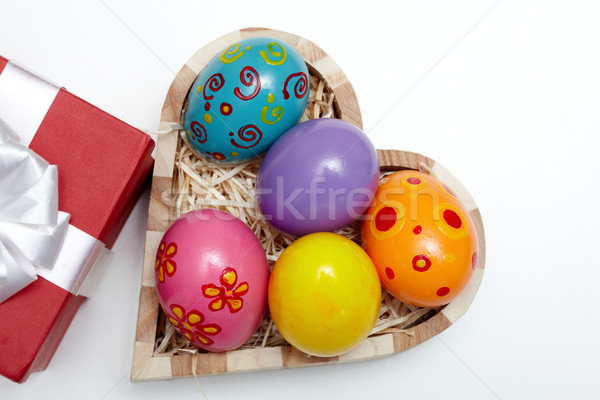 Easter gifts Stock photo © pressmaster