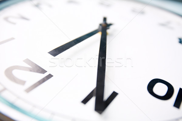 Five minutes left Stock photo © pressmaster
