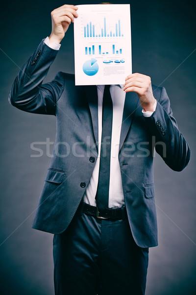 Stock photo: Presentation