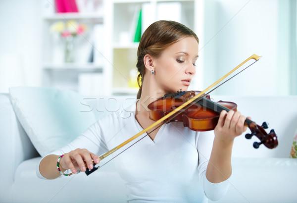 Classical music Stock photo © pressmaster