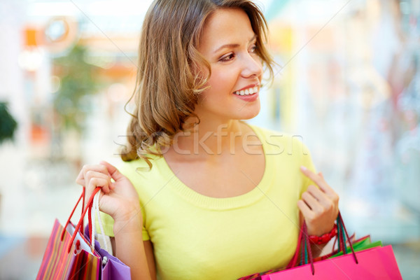 What else to buy? Stock photo © pressmaster