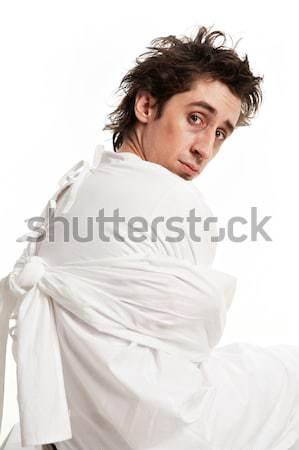 Stock photo: In isolation