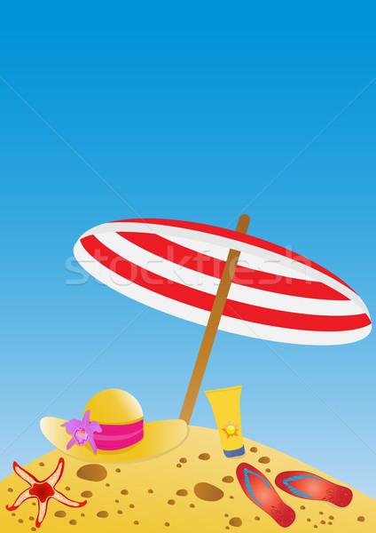 vacation Stock photo © pressmaster