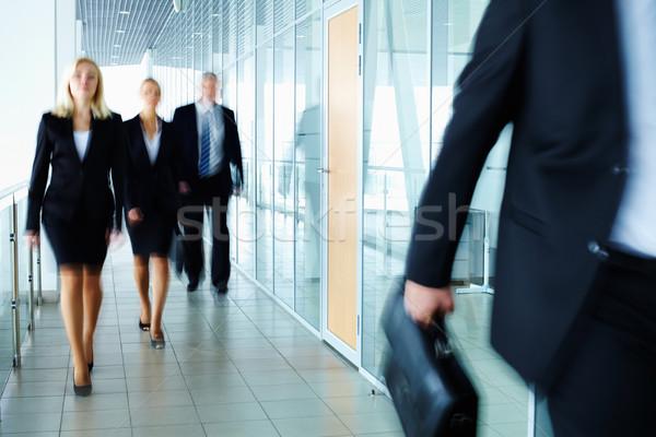 Stock photo: Workaday routine