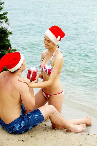 Romantic holiday Stock photo © pressmaster