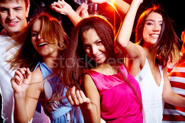 Enjoying party Stock photo © pressmaster