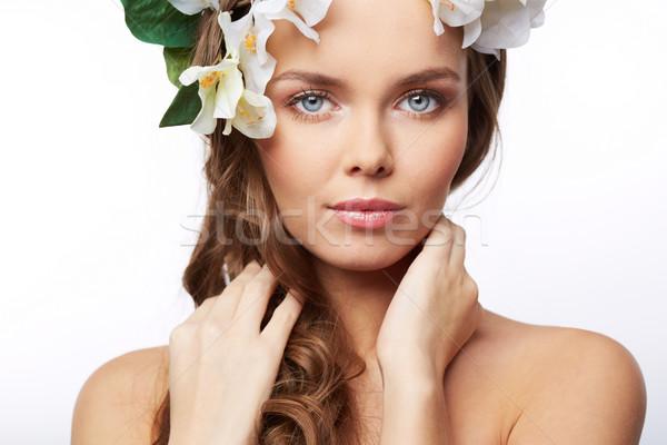 Pure beauty Stock photo © pressmaster