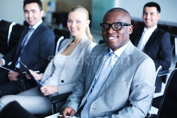Business conference Stock photo © pressmaster
