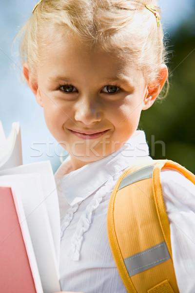 Portrait of girl Stock photo © pressmaster