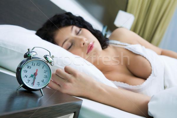 Wake up! Stock photo © pressmaster
