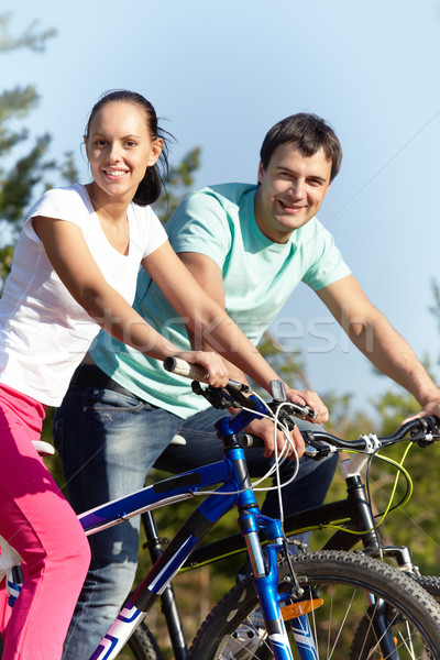 Summer activity Stock photo © pressmaster