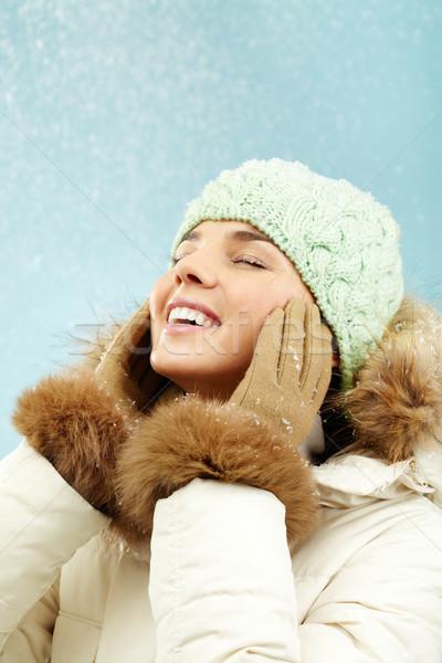 Winter bliss Stock photo © pressmaster