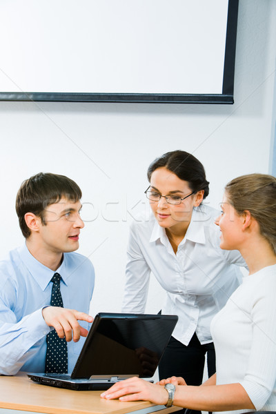 Cooperation Stock photo © pressmaster