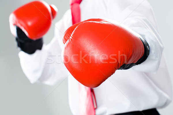 Punch Stock photo © pressmaster
