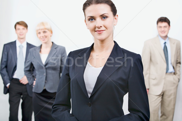 Business  leader Stock photo © pressmaster