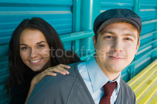 Couple Stock photo © pressmaster