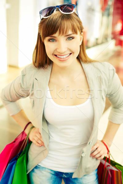 Successful consumer Stock photo © pressmaster