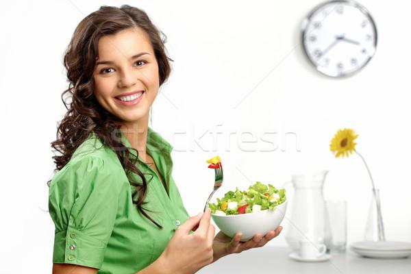 Keeping a diet  Stock photo © pressmaster