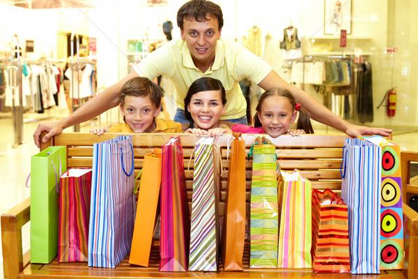 Many purchases  Stock photo © pressmaster
