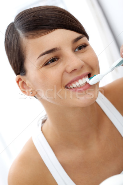 Dental hygiene Stock photo © pressmaster