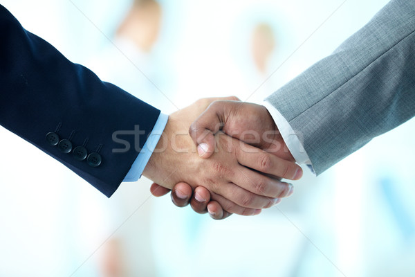 Deal is done Stock photo © pressmaster