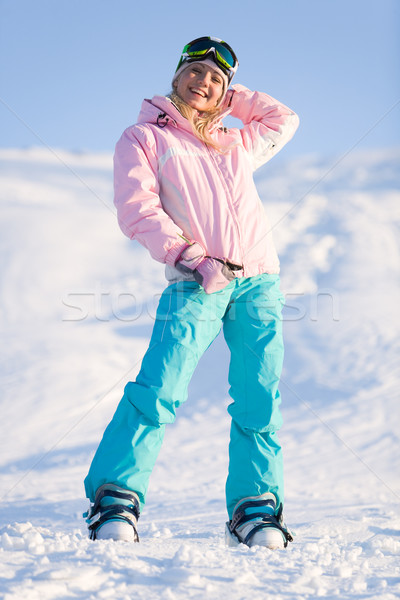 Winter sport Stock photo © pressmaster