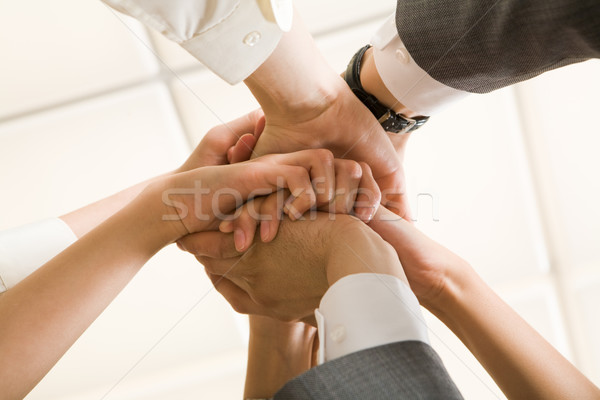 Stock photo: Cooperation