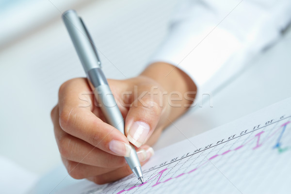 Notes Stock photo © pressmaster